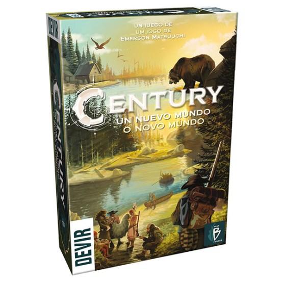 Century – Un Nuevo Mundo – ESPAÑOL