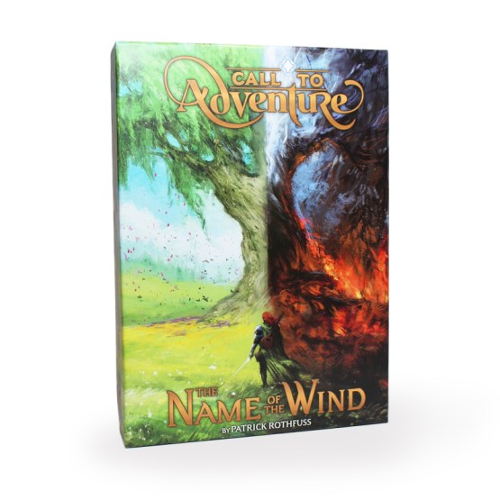 Call to Adventure – The Name of the Wind – INGLES (SOBRE PEDIDO)