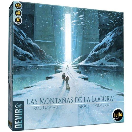 Mountains of Madness – INGLÉS (SOBRE PEDIDO)