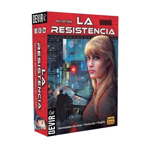 La Resistencia (MODELO 22299) (SOBRE PEDIDO)