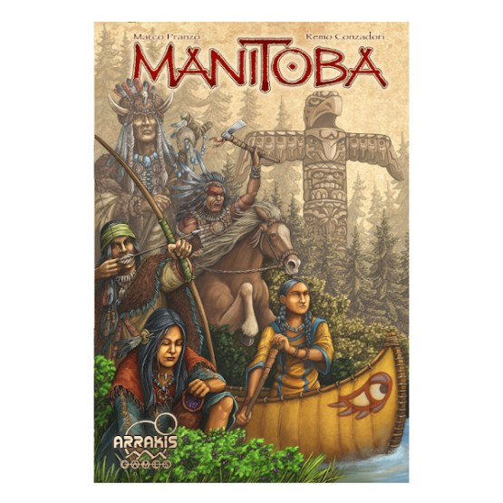 Manitoba (SOBRE PEDIDO)