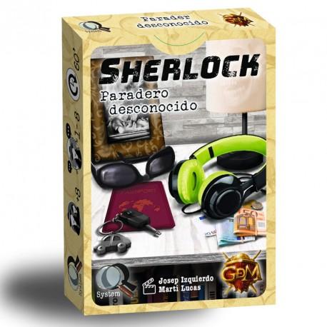 Sherlock: Paradero Desconocido (SOBRE PEDIDO)
