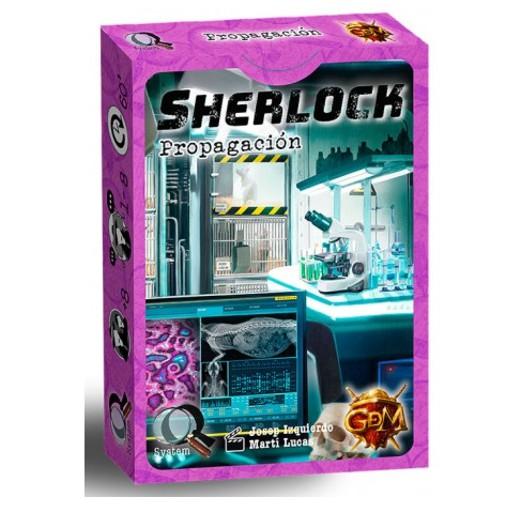 Sherlock: Propagación ESPAÑOL (SOBRE PEDIDO)