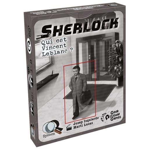 Sherlock: ¿Quién es Vicent Leblanc? – ESPAÑOL (SOBRE PEDIDO)