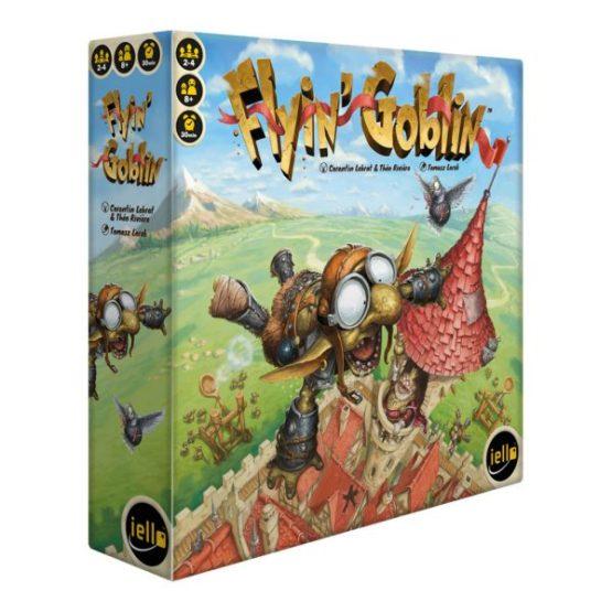 Flyin' Goblin – INGLÉS (SOBRE PEDIDO)