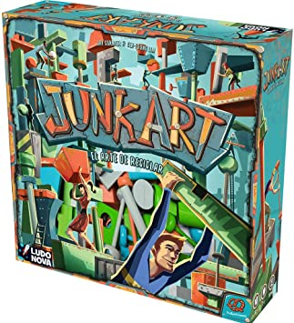 Junk Art 3a Ed – INGLES (SOBRE PEDIDO)