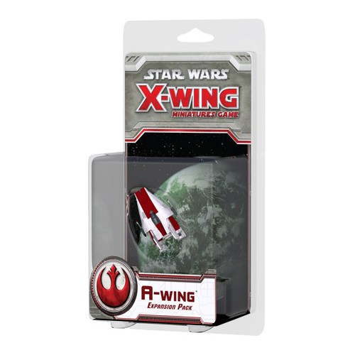 Star Wars: X-Wing – A-Wing SWX08 MODELO 61537