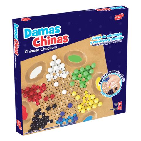 DAMAS CHINAS