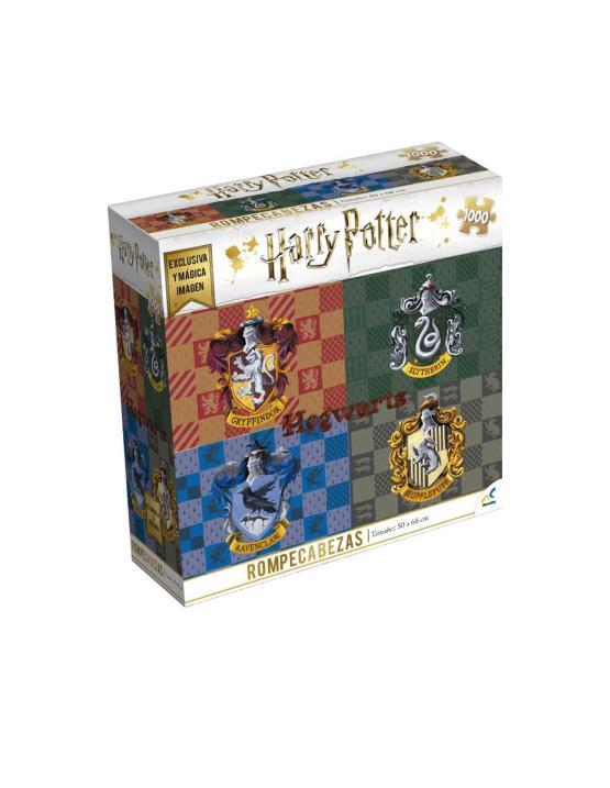 Rompecabezas De 1000 Piezas Harry Potter