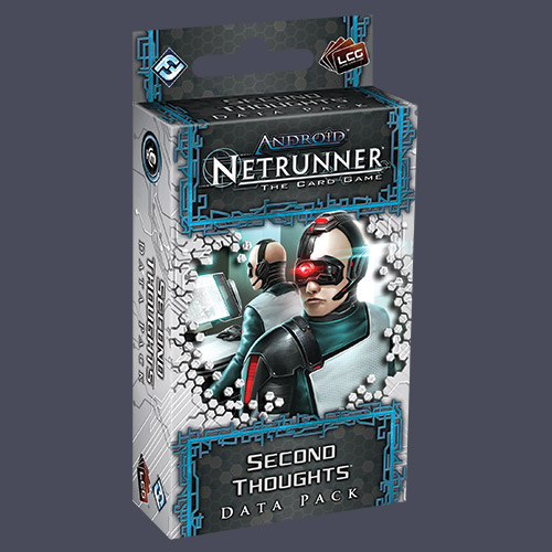 Android Netrunner LCG: Second Thoughts Expansion Pack (6/case) (SOBRE PEDIDO)