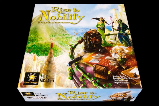 Rise to Nobility (SOBRE PEDIDO)