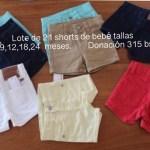 Donación de ropa - 12 de marzo