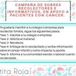 """10 febrero 2019 - Campaña """"Sobres recolectores e Informativos"""""""