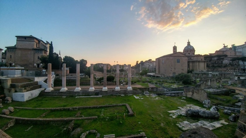 Things to do in Italy: Roman Forum