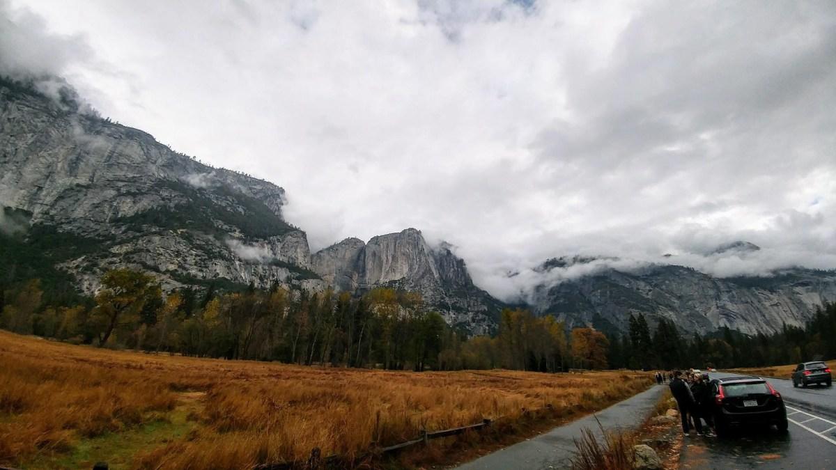 US Road Trip: Yosemite National Park