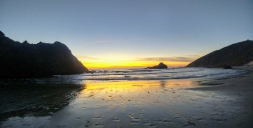 Beautiful Stops on the Pacific Coast Highway