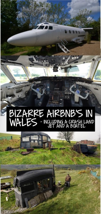Places to stay in Wales