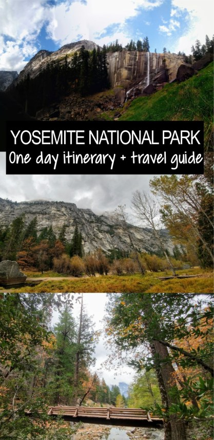 Pin2 Yosemite National Park