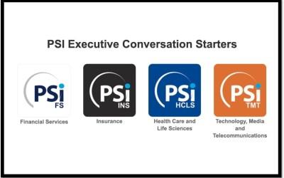 Initiating C-Level Conversations: PSI Client Example