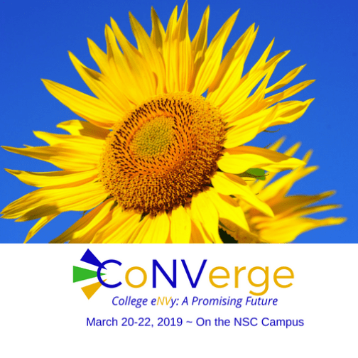 Converge conference logo