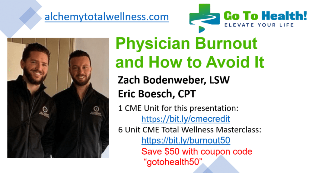 Physician Burnout and How To Avoid It