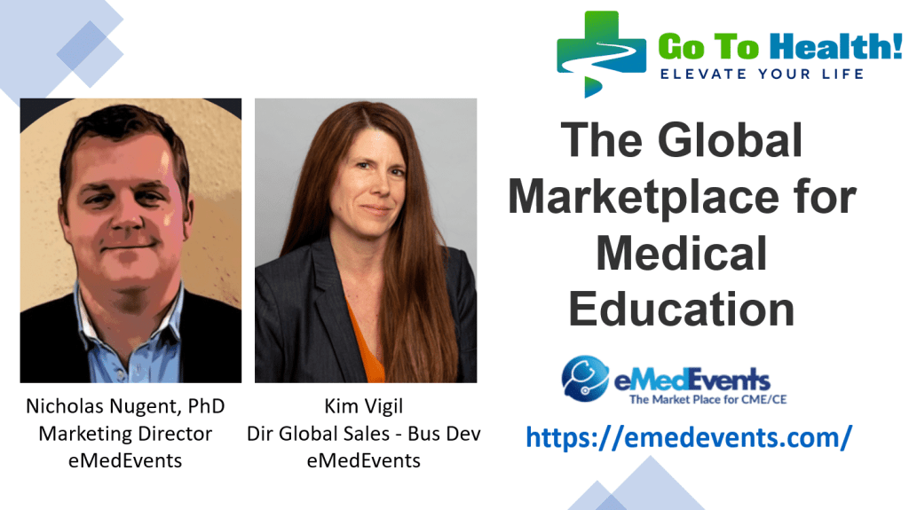 The Global Market Place for Medical Education - eMedEvents