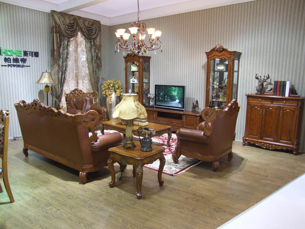 Solid Wood Living Room Table #1111