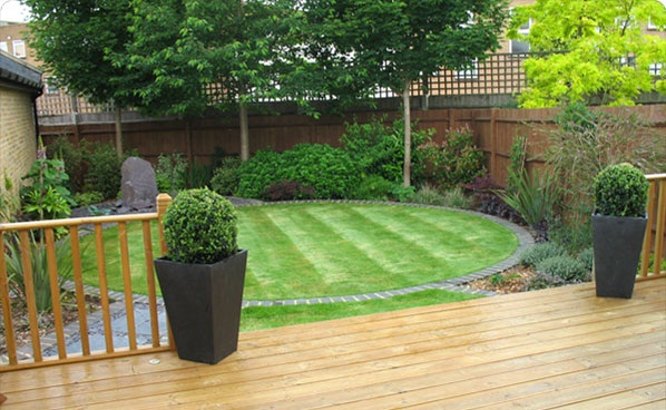 Simple Small Garden Ideas