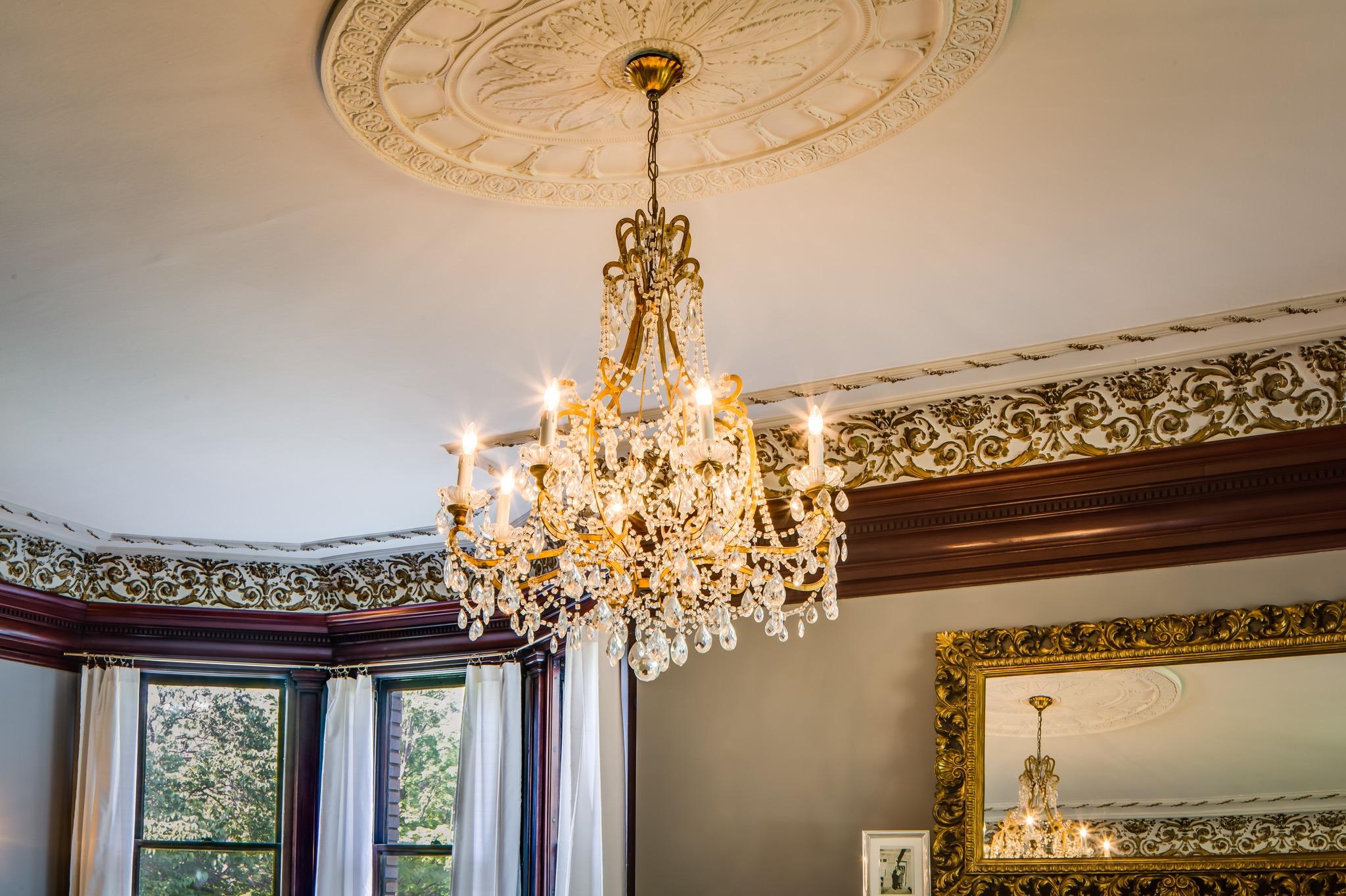 Crystal Chandelier For The Living Room Lighting 16131