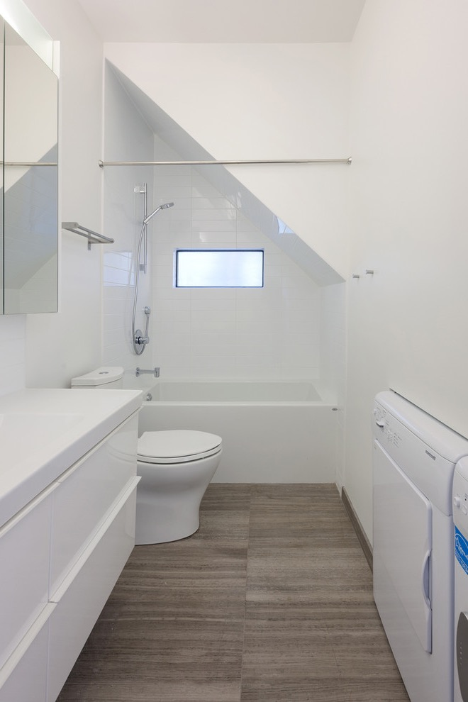 15 Bathroom And Laundry Interior Design In One Room 15270