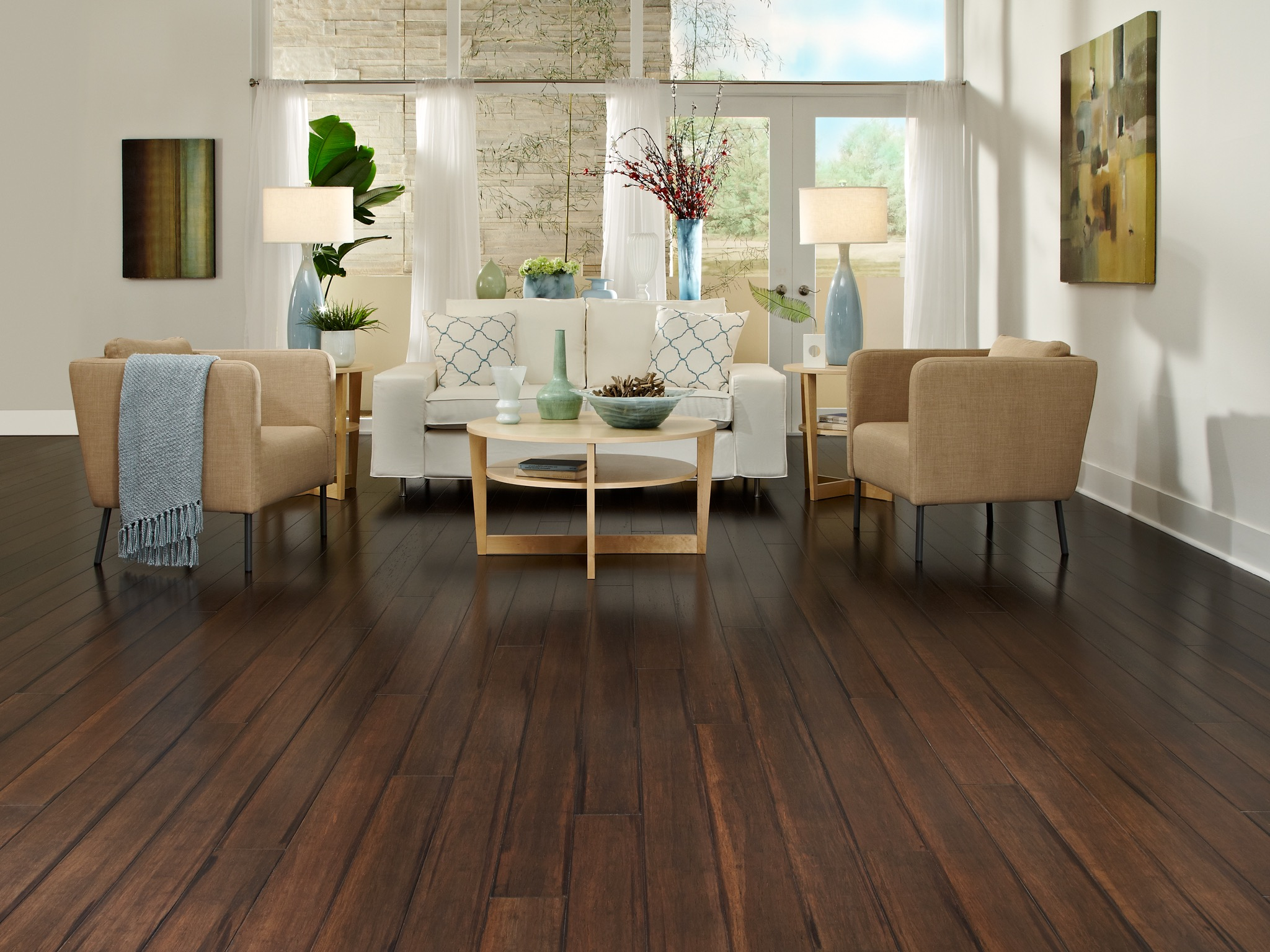 20 Best Modern Bamboo Flooring Ideas