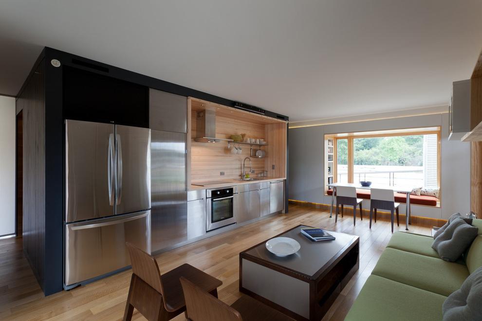 Modern Contemporary Kitchen Island
