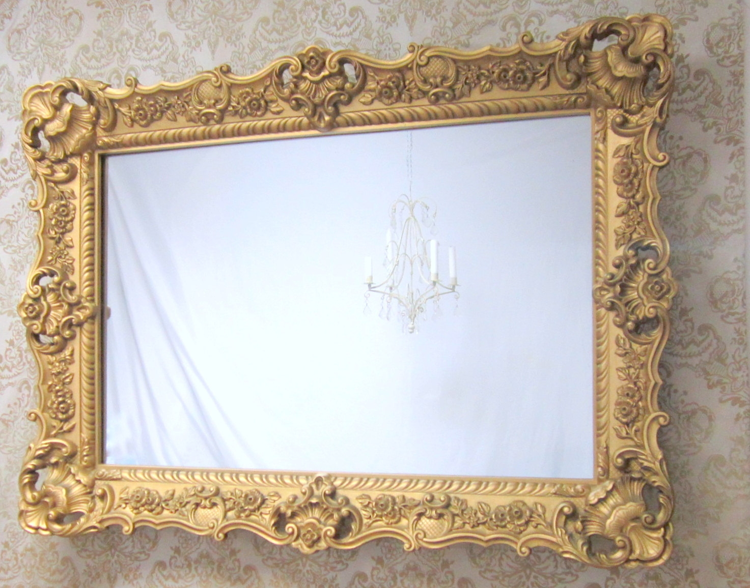 15 Collection Of Large Antique Mirrors For Sale