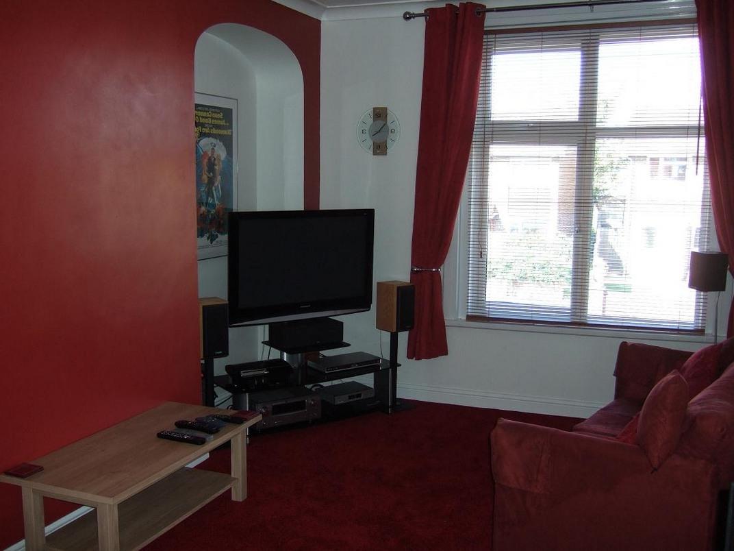 15 Photos Dark Red Velvet Curtains Curtain Ideas