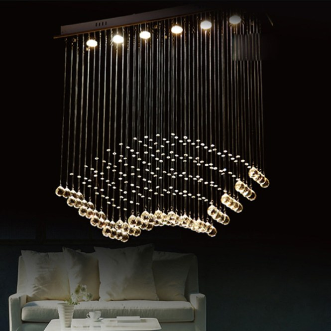 Featured Image Of Large Contemporary Chandeliers
