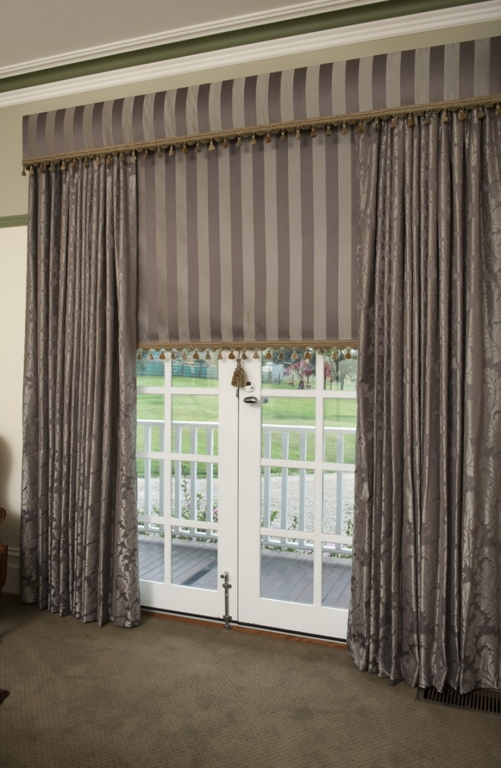 Best Curtains With Matching Roman Blinds Ideas ...
