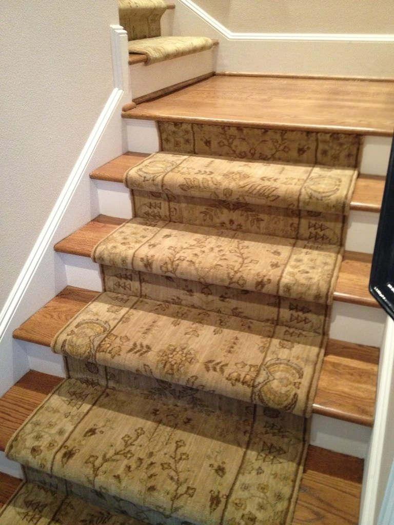 15 Inspirations Carpet Strips For Stairs Stair Tread   Rug Strips For Stairs