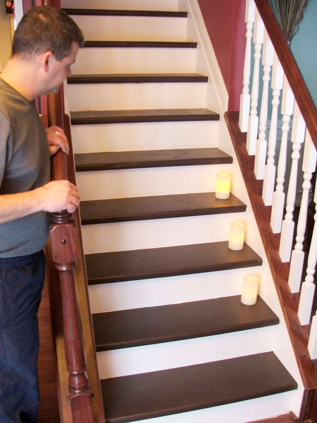 15 Ideas Of Carpet Treads For Hardwood Stairs