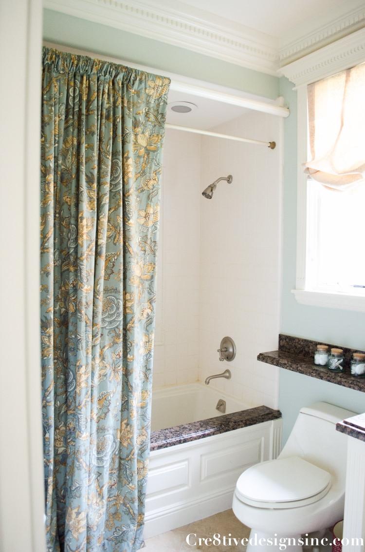 25 Double Panel Shower Curtains Curtain Ideas