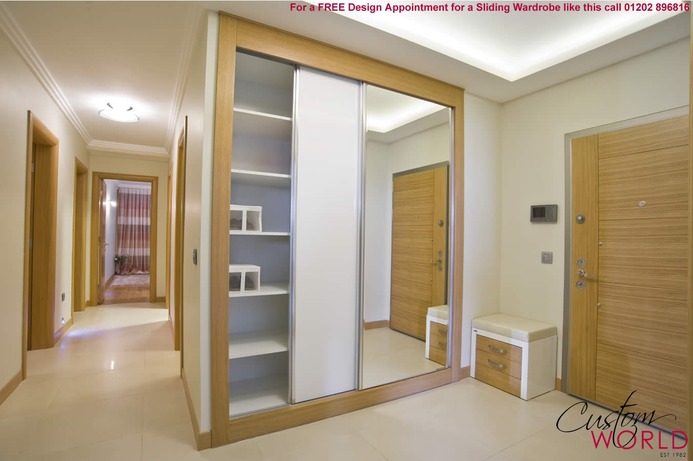 Solid Wood Fitted Wardrobes Wardrobe Ideas