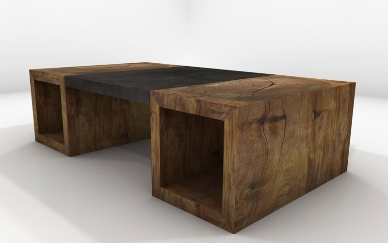 50 Best Ideas Solid Wood Coffee Tables