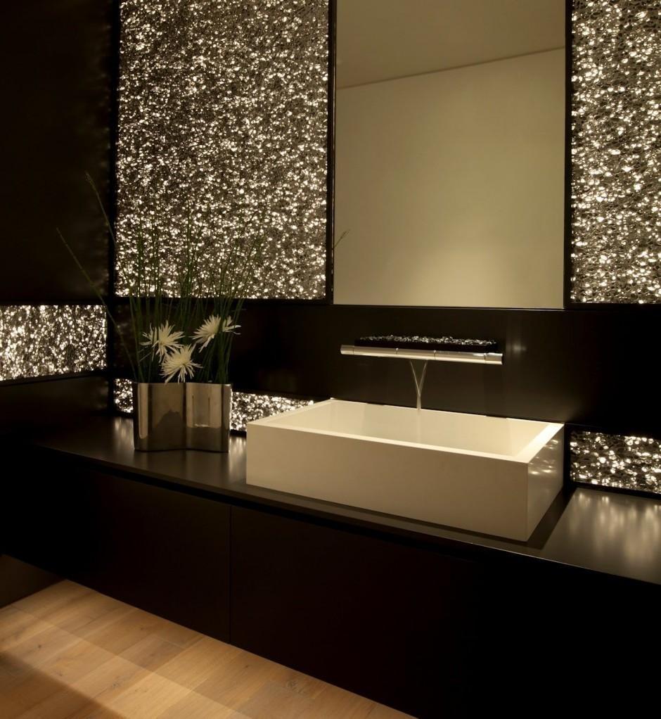 20 Best Collection of Glitter Wall Mirror | Mirror Ideas