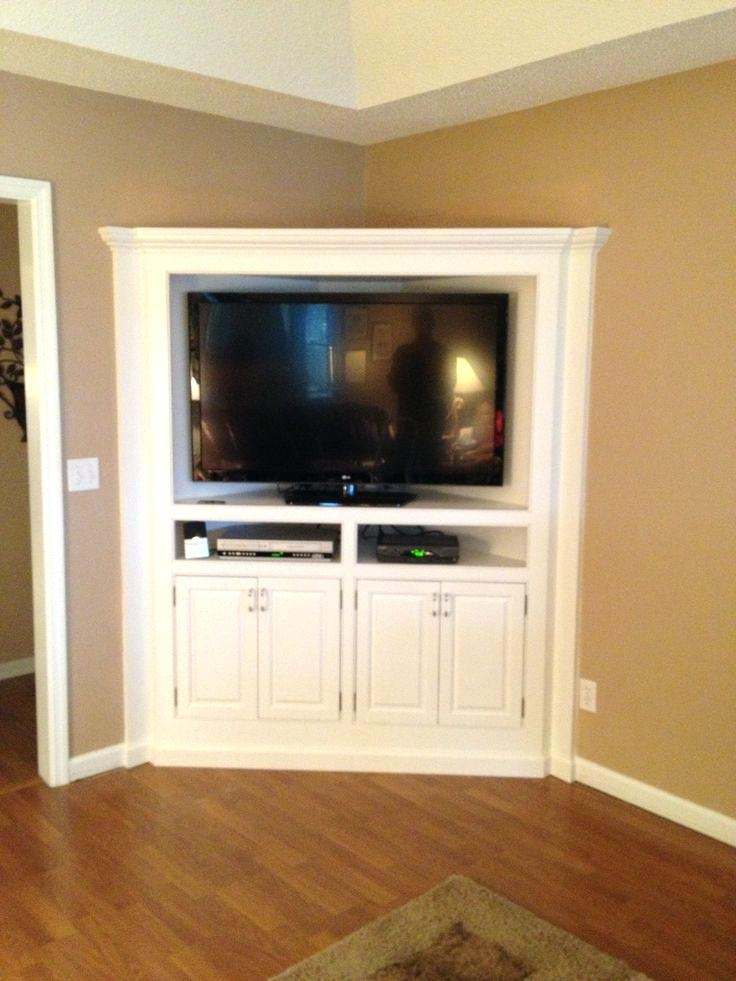 50 Ideas Of Large Corner TV Cabinets Tv Stand Ideas