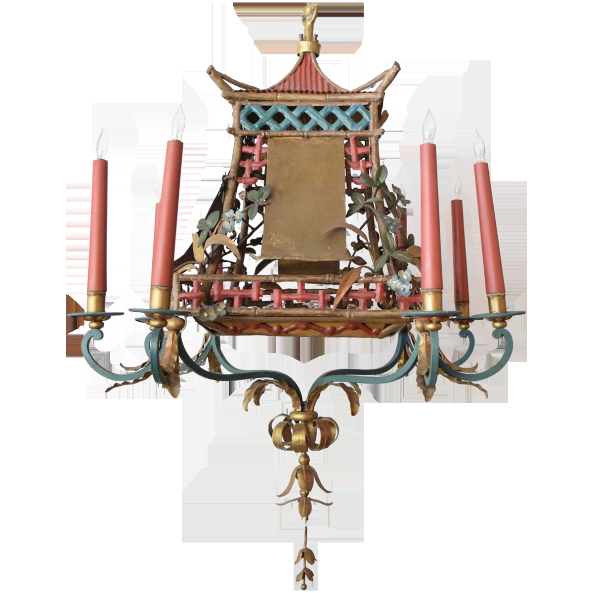 25 Best Collection Of Chinoiserie Chandeliers Chandelier