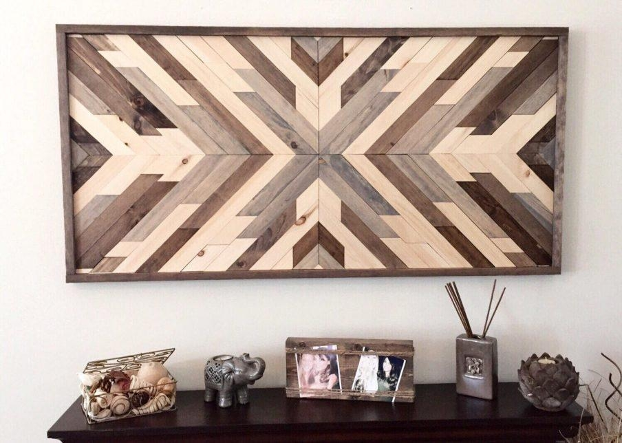 20 Best Collection Of Natural Wood Wall Art