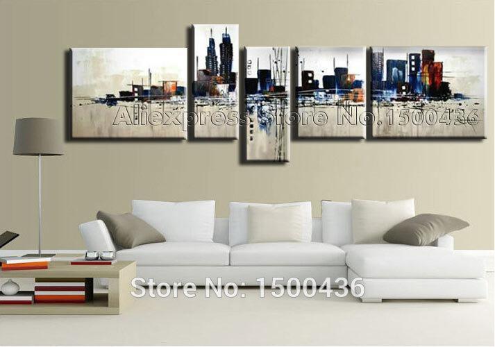 20 Inspirations Large Canvas Wall Art Sets