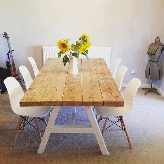Dining Table 8 Seater Square
