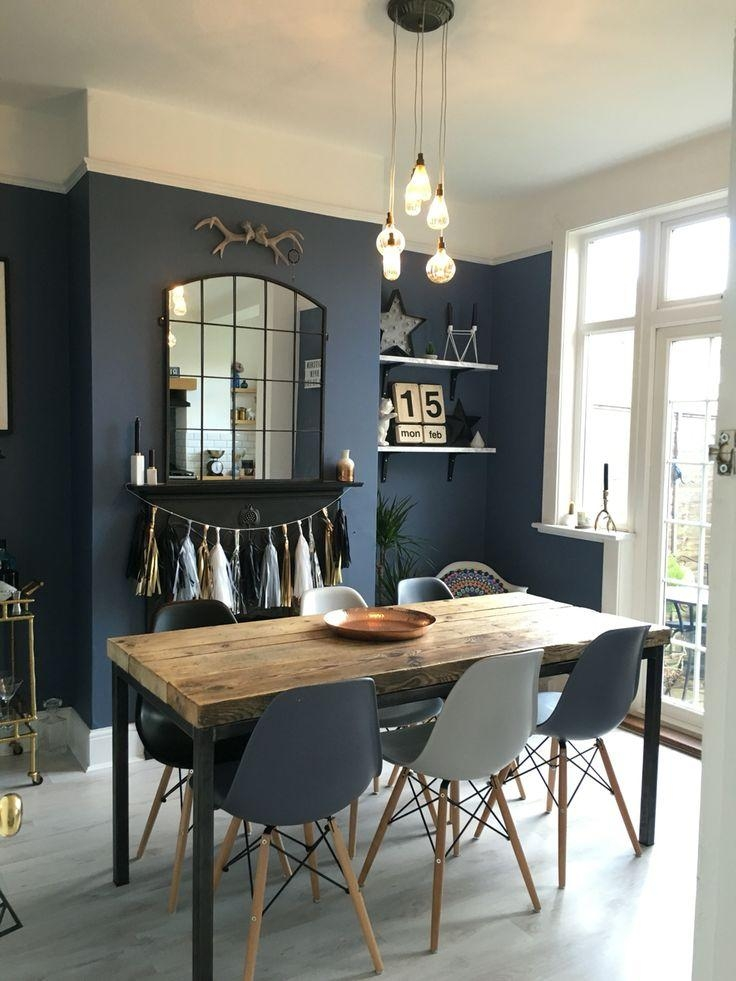 20 Dark Dining Room Tables Dining Room Ideas
