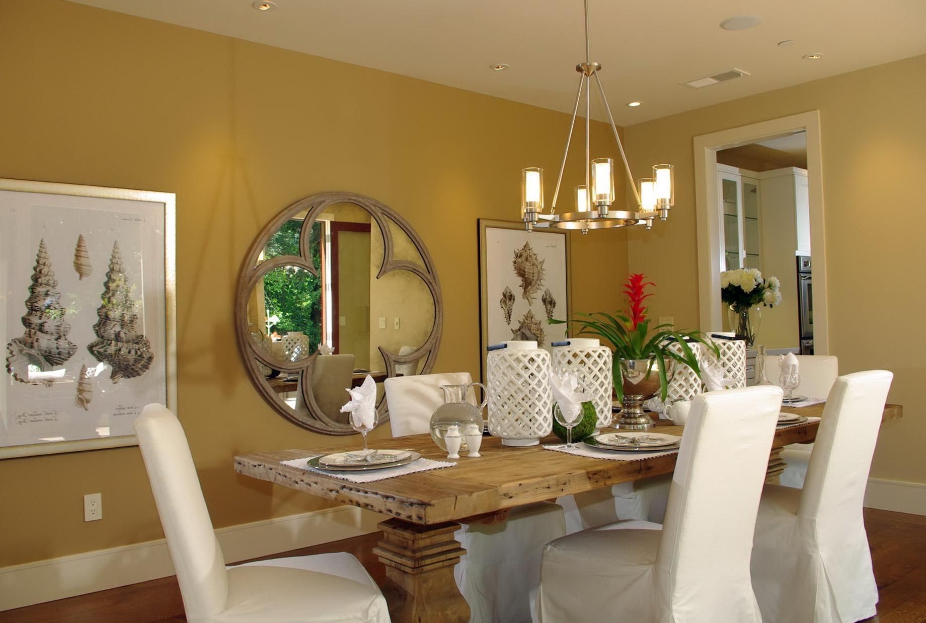 20 Photos Dining Mirrors