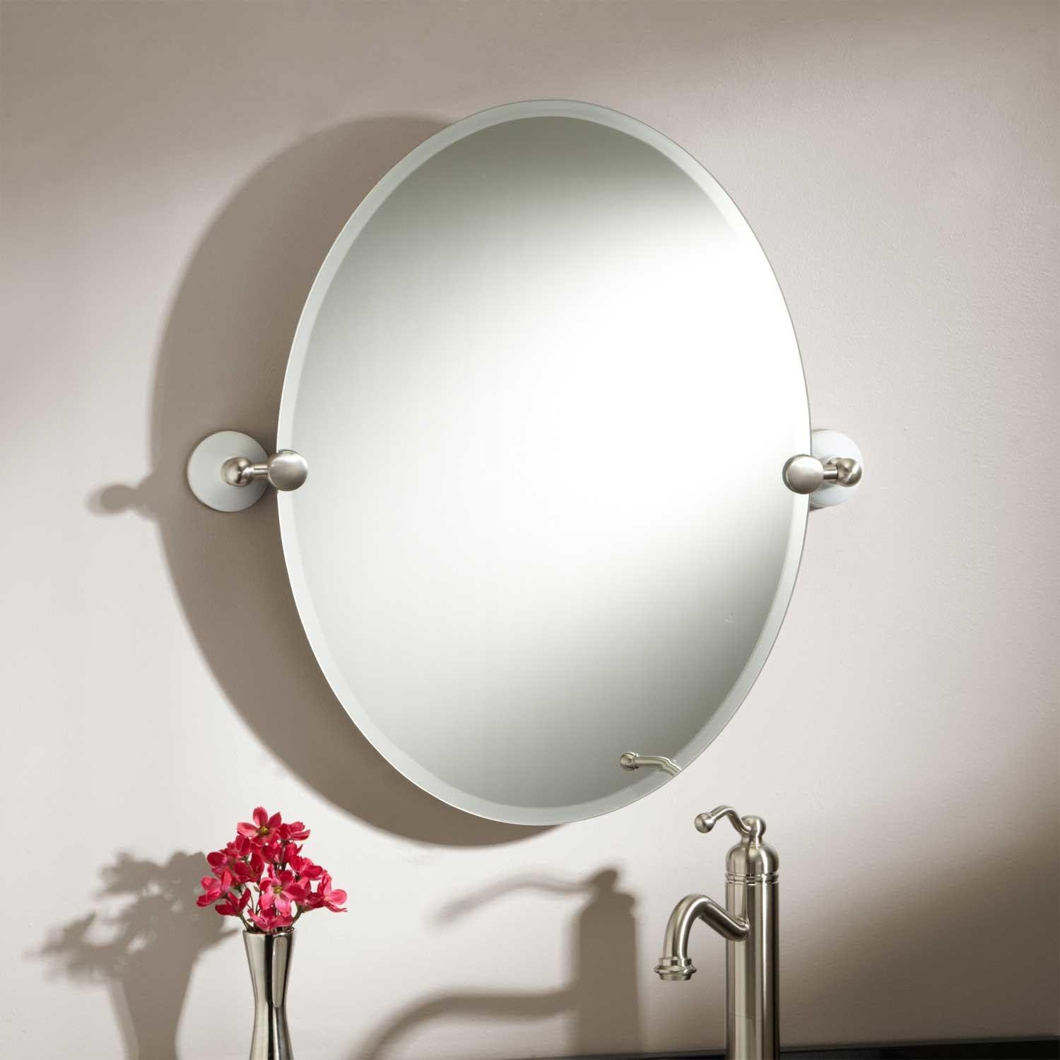 20 Photos Oval Bath Mirrors Mirror Ideas
